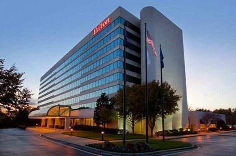 Hilton Greenville – Greenville, SC