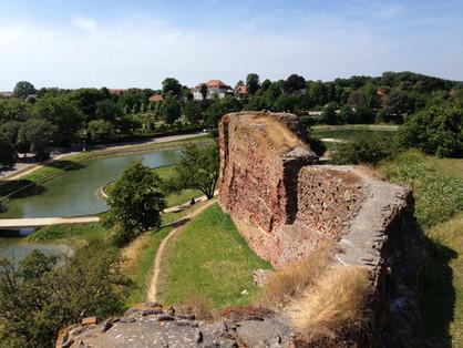 An old ruin in Vordingborg.