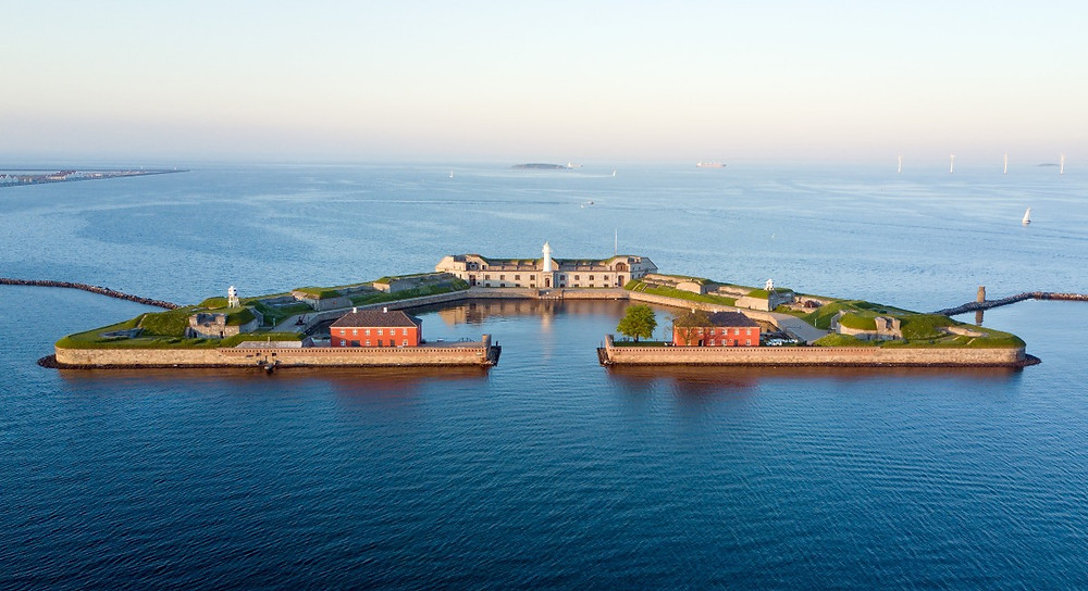 Old Fort is an unusual place to get married abroad