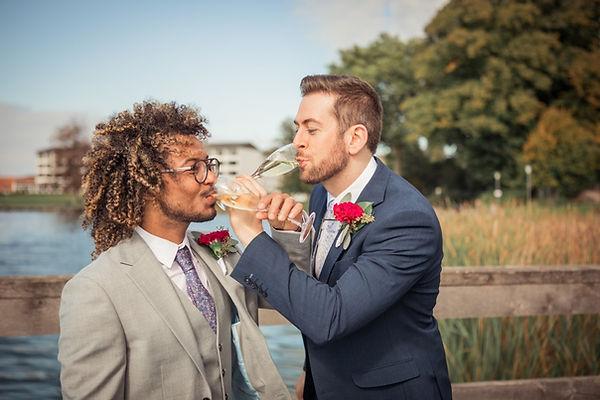 Denmark wedding planner organize same sex wedding in Denmark