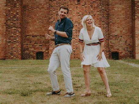 Elopement wedding in Denmark – Nicole and Curtis's wedding