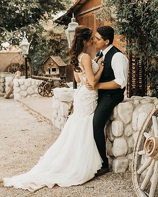 A couple choosing castle wedding venue in Denmark
