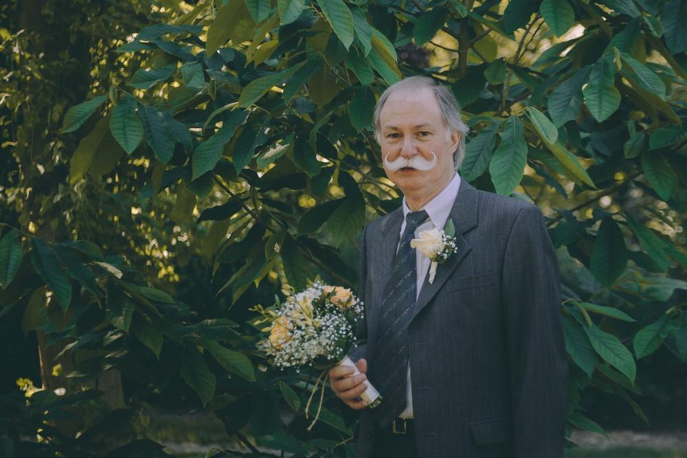 Senior groom will get married in Denmark