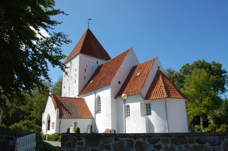 Round-Church-on-Bornholm