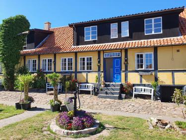 Bed-and-breakfast-in-Gudhjem-on-Bornholm