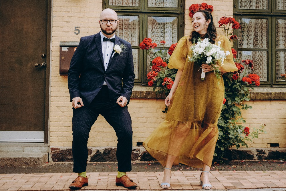 Peter and Ploy elopement wedding abroad in Denmark