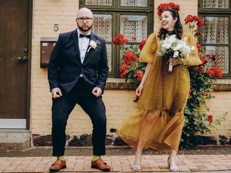 Maribo Lake Elopement Wedding