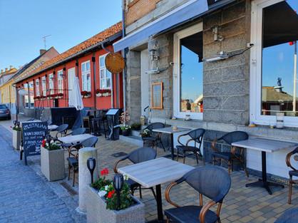 Allinge-town-Bornholm