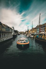 View to Copenhagen harbour - your perfect wedding in Denmark venue