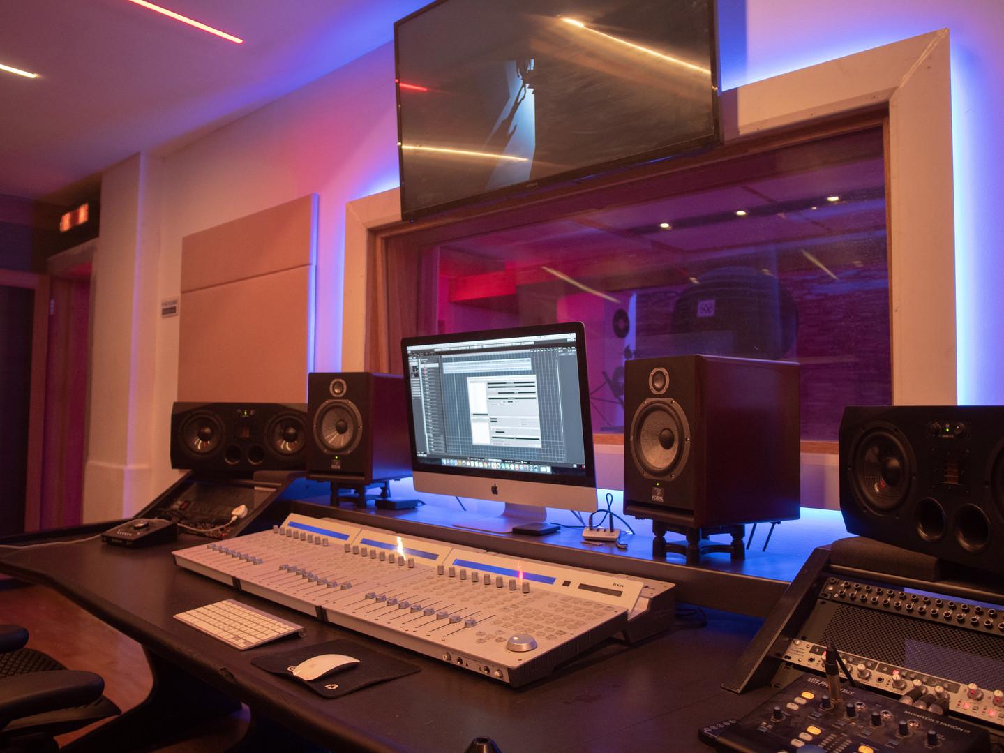 Studio A Workstation