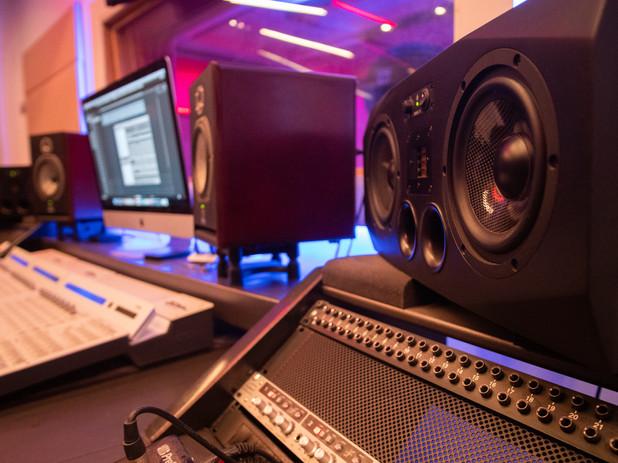 Studio A Monitors