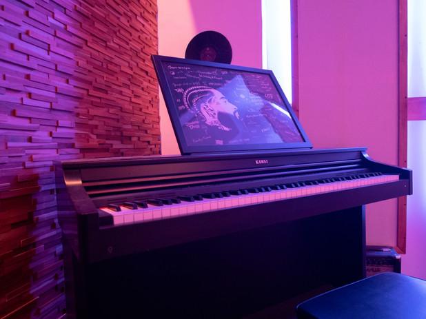 Studio A Piano