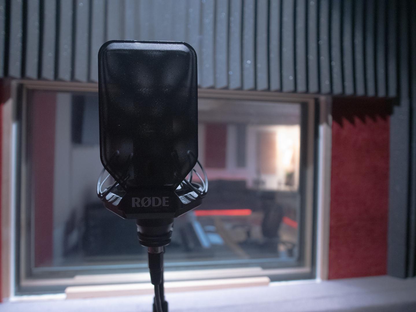 Studio B Booth View