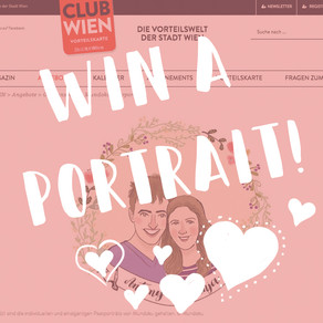 Win a portrait!
