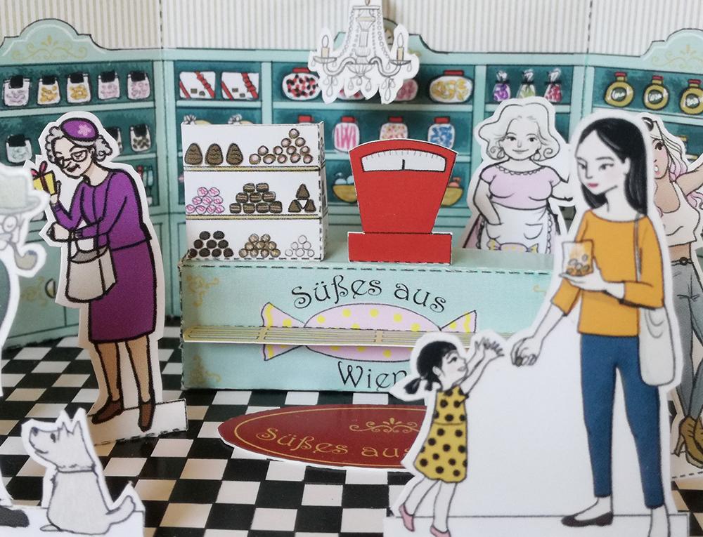 Wiener Süßwarenhändler