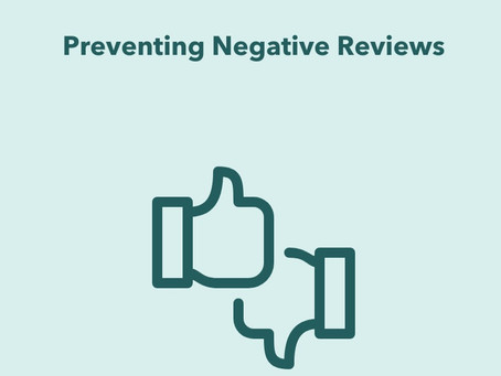 Worried About Negative Reviews?