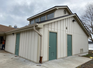 Lake Anna Concession & Restroom Renovation