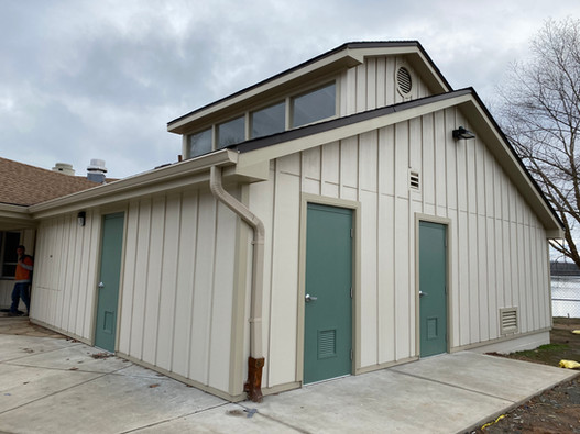 Lake Anna Concession & Restroom Renovation
