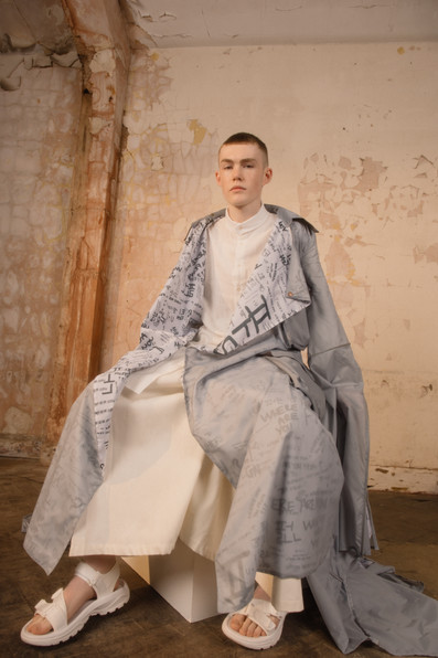 Graduate Fashion Week Talent of Tomorrow