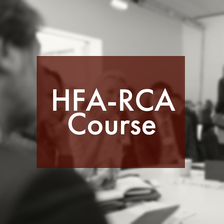 RCA-Member - The Residential Care Administrator Course  2022