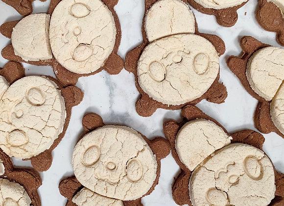 Carob & Milk Cookies