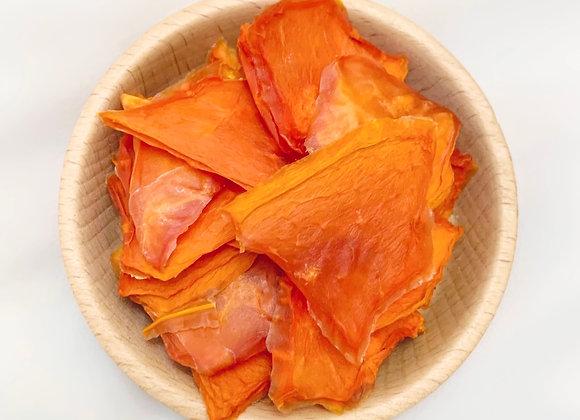 Dehydrated Papaya