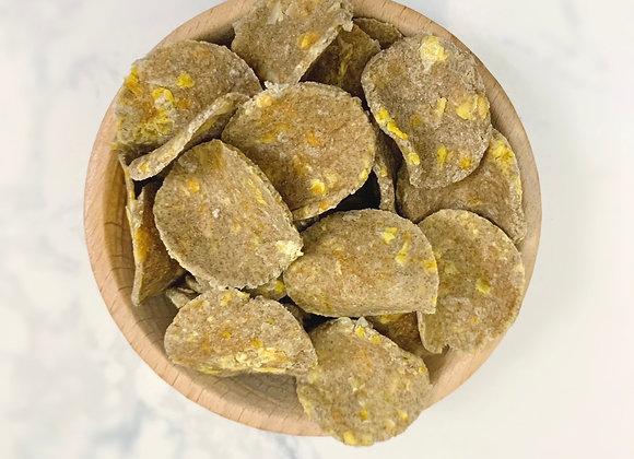 Apple Corn Crackers