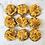 Thumbnail: Corn Cakes with Carrots & Crème Fraîche