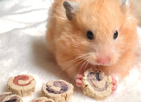 Roll Cake Cookies