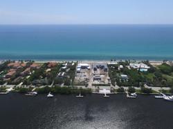 Luxury ocean-front custom homes