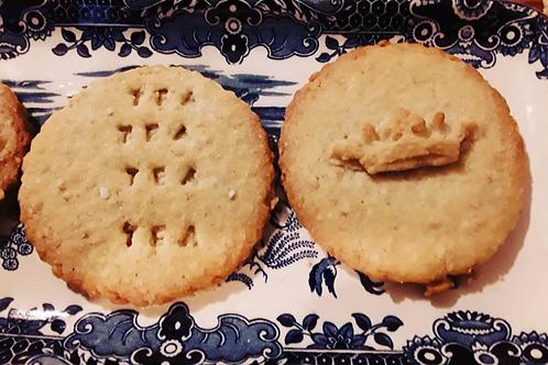 Vegan Oat Biscuits