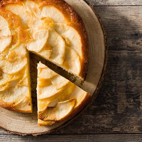 Orange & Apple Cake