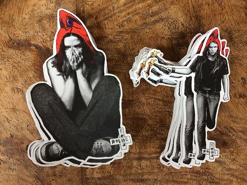 set stickers Marianne/Art35