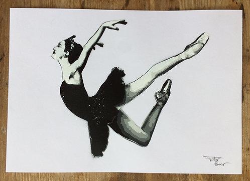 Ballerine - A4 - Original