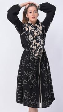 #SI-005 Scarf # SI-006 Dress