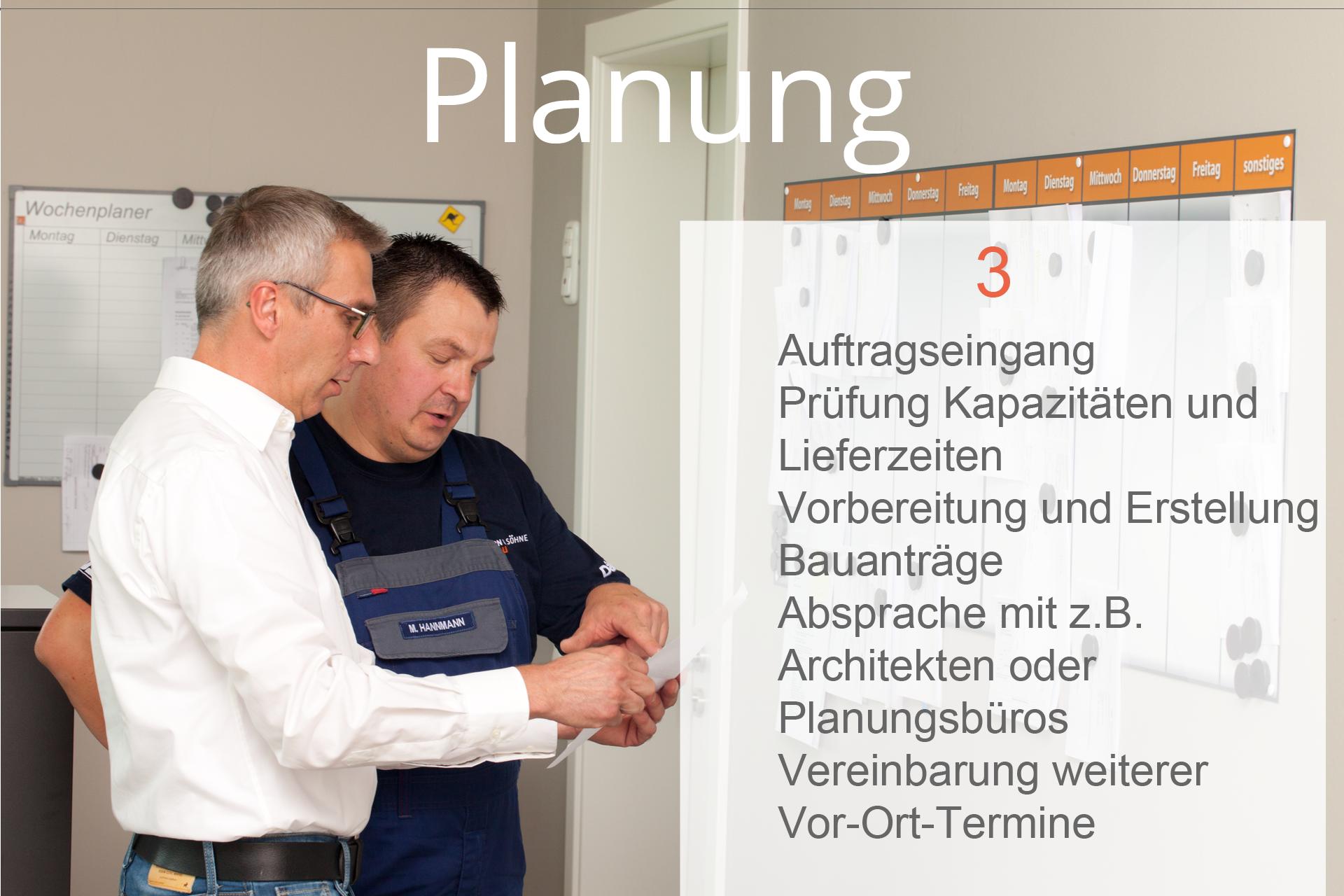 Planung