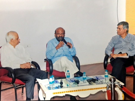 Fireside Conversation with Dr. Shiv Nadar