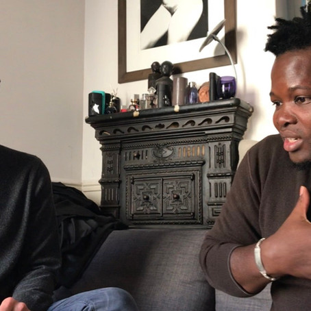 Kanazoé Dioubate: an interview