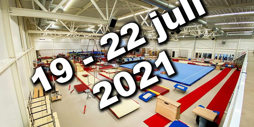FreerunKamp zomer 2021 12 - 15 jaar