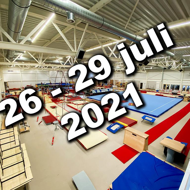 FreerunKamp zomer 2021 8 - 13 jaar