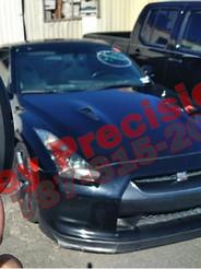 Nissan GT-R del 2008 sin llave. Servicio a domicilio en Cabrera Auto de Arecibo.