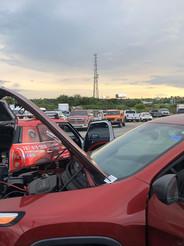 Jeep Cherokee Sport del 2014 con llave perdida. Servicio a domicilio en Cabrera Auto de Arecibo.