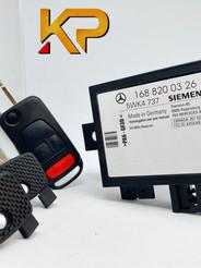 Programación de llaves Mercedes Benz