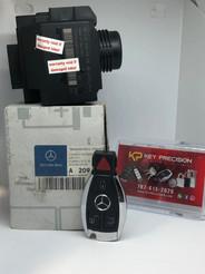 Modulo EIS original y llave para Mercedes Benz.