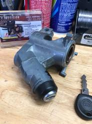 Llave perdida de Volkswagen Jetta del 1986. Cliente nos trajo el switch y se le preparó la llave.