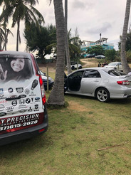 Toyota Corolla. Llave perdida en Playa Jobos, Isabela.
