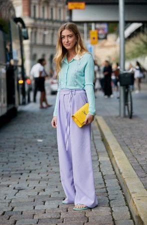 Lilac color'19