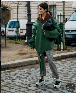 Street style outfit ideas//fall'18