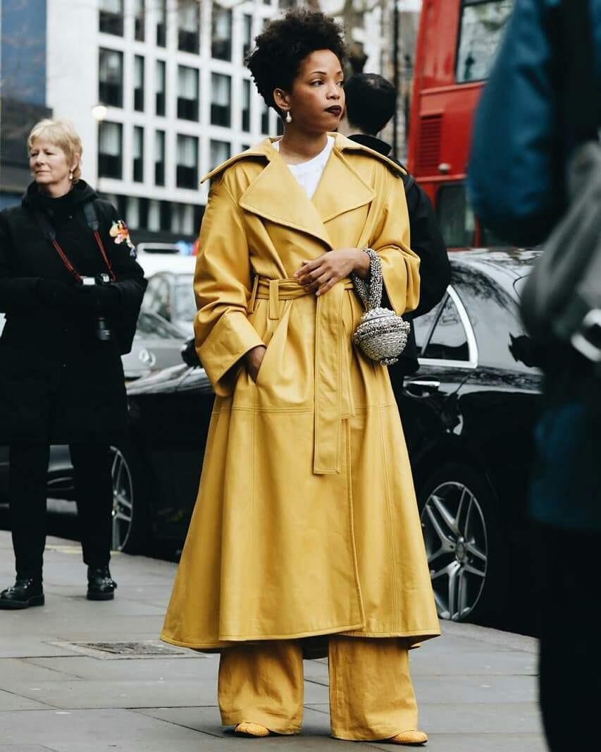trech coat