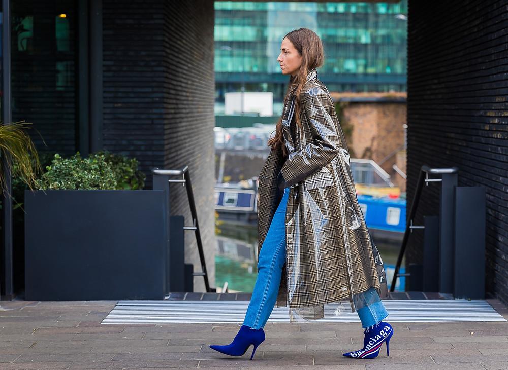 Plastic coat 2018